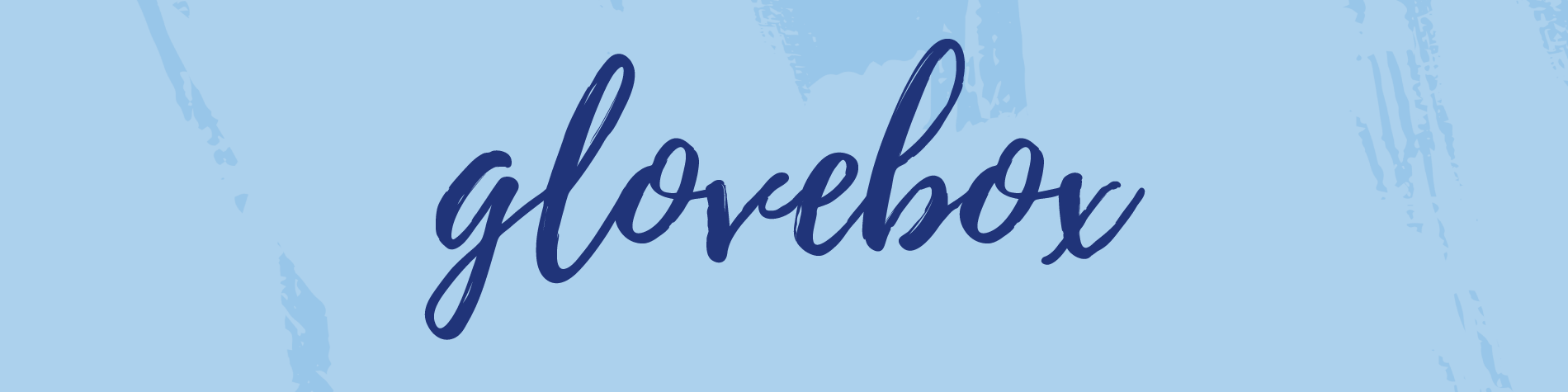 glovebox banner