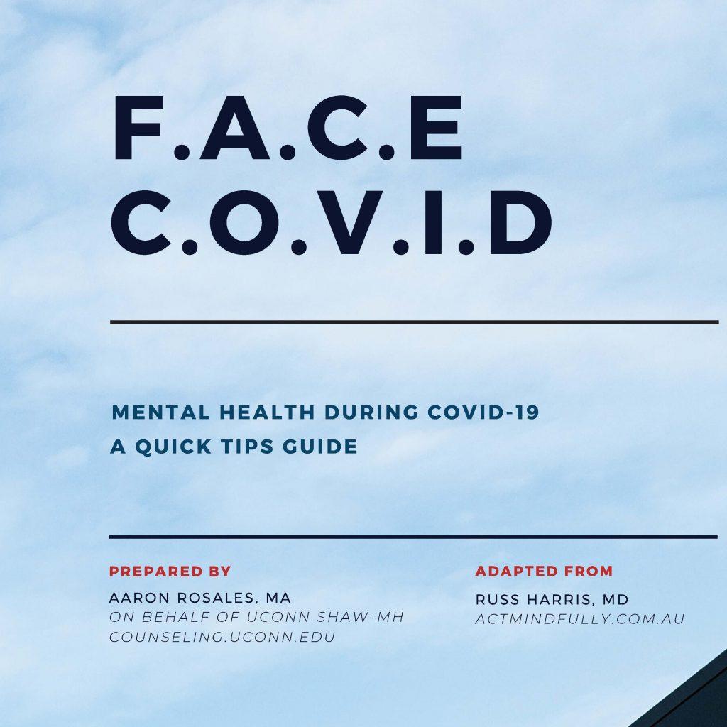 F.A.C.E. COVID