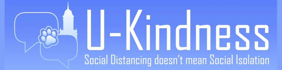 graphic of U-Kindness program link