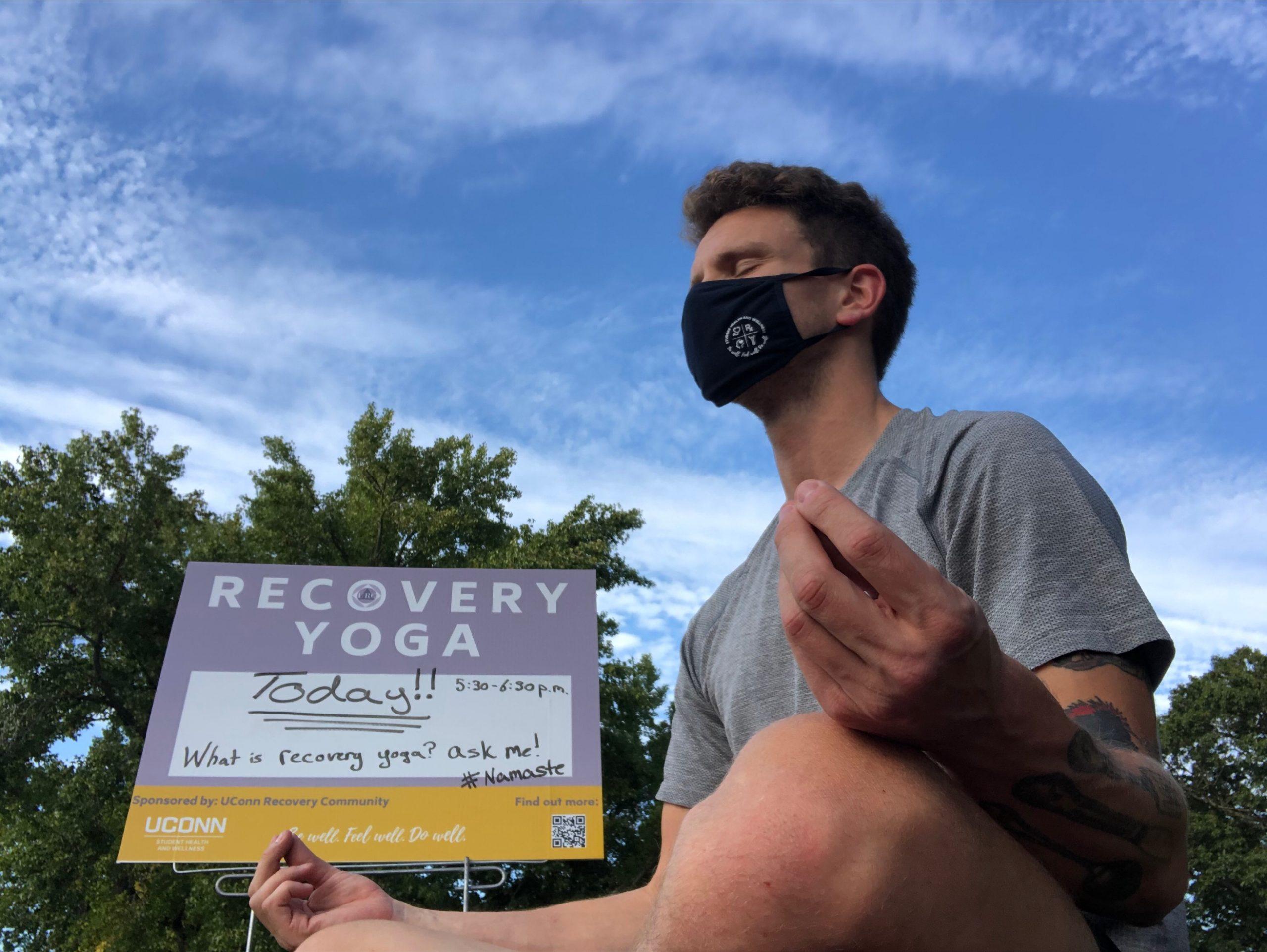 URC Zach Recovery Yoga