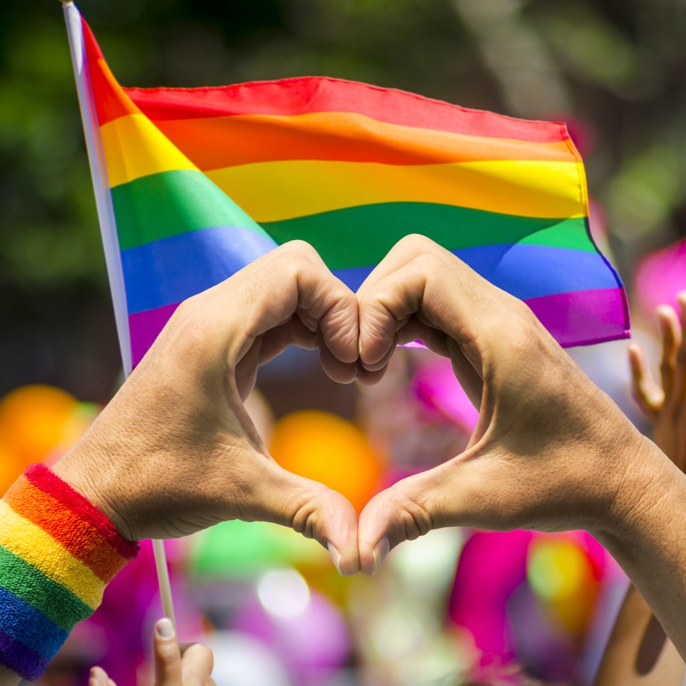 LGBTQIA love graphic